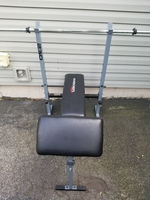 Weight bench for Sale in CARPENTERSVLE, IL