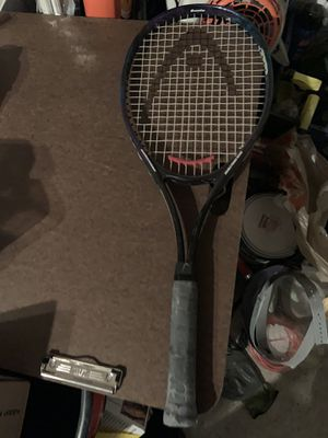Used Tennis Racket for Sale in Valley Home, CA