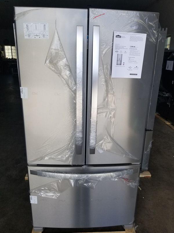 50% off MSRP Brand New Refrigerators