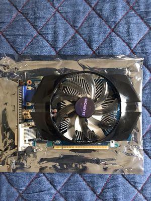Gigabyte GeForce gt 740 2gb for Sale in Santa Maria, CA