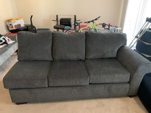 Sectional couch no end piece for Sale in Elkridge, MD