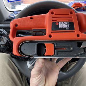 Black&Decker Belt Sander BR300 for Sale in Colorado Springs, CO