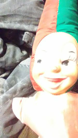 Antique jester child for Sale in Louisville, KY