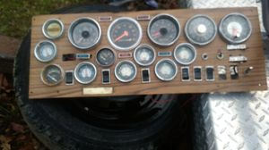Dash gauge's from a motorhome for Sale in Salem, OR