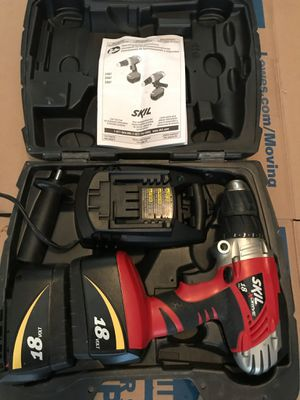 SKIL Xdrive 18v drill for Sale in Anaheim, CA
