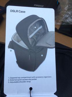 Incase DSLR CAMERA CASE/ strap for canon/Nikon NEW for Sale in Downey,  CA