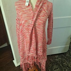 Pretty In PINK Cardigan NEW W TAGS for Sale in St. Petersburg, FL