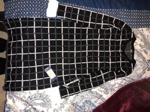 Plaid dress shirt for Sale in Fort Washington, MD