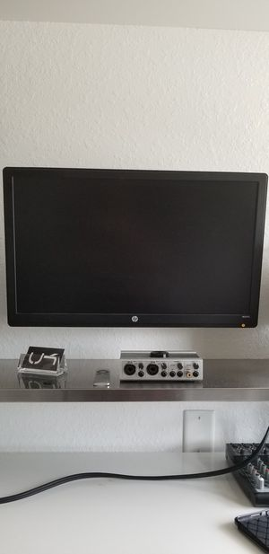 HP PC Set Up (Monitor, Keyboard, mouse and CPU) for Sale in Miramar, FL