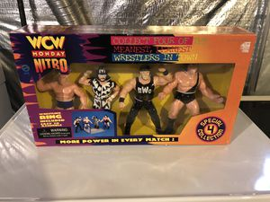 WCW TOY for Sale in Hamburg, NY