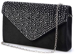 Women Evening Envelope Handbag Party Bridal Clutch Purse Shoulder Cross Body Bag for Sale in Jackson Township, NJ