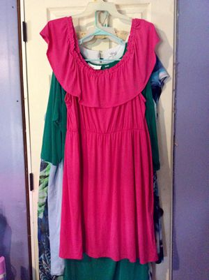 Plus Size Dresses/Size 10 shoes for Sale in Garner, NC