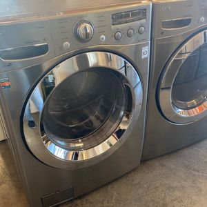 LG FRONT LOAD WASHER AND DRYER SET for Sale in Claremont, CA
