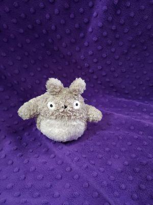 Small Totoro plushie for Sale in Tacoma, WA