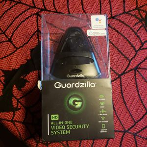 Guardzilla All-In-One Video Security System Black for Sale in Whittier, CA