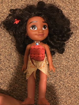 Moana doll for Sale in Portland, OR
