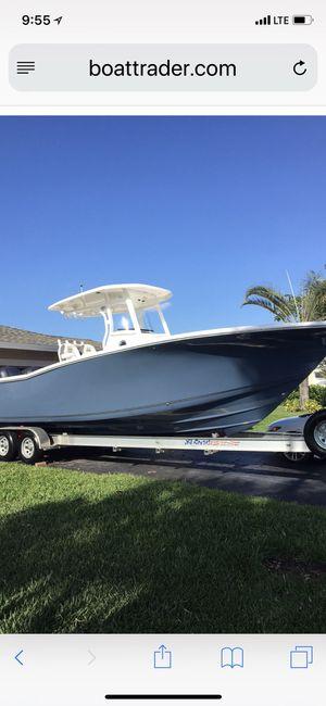 2017 28 ft tidewater Center consul for Sale in Pompano Beach, FL