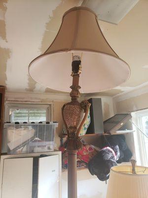 Floor lamp for Sale in Hephzibah, GA