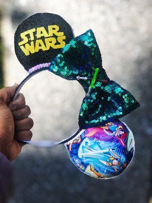 Disney Star Wars Jedi Princesses Mouse Ears for Sale in Chula Vista, CA