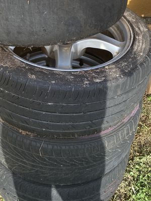Rims 17 Ford Mustang for Sale in Hialeah, FL