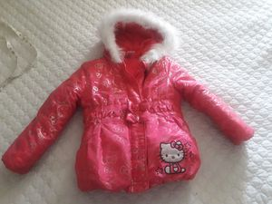 Hello Kitty 5/6 Puffer Metallic /Pink for Sale in Fresno, CA