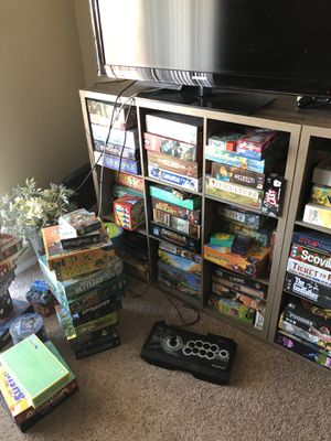 Board game lot for Sale in Irving, TX