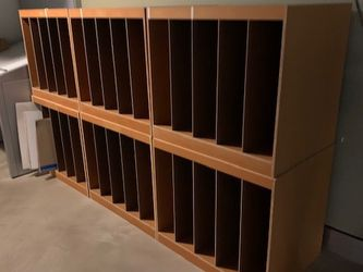 Slotted shelves for Sale in Seattle,  WA
