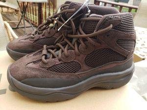 NEW Adidas Yeezy Desert Boot Oil Sz 7 for Sale in Huntington, NY