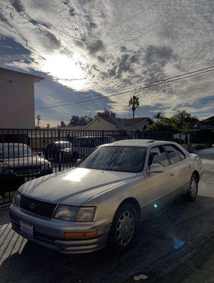 1995 Lexus Ls400 for Sale in Bellflower, CA