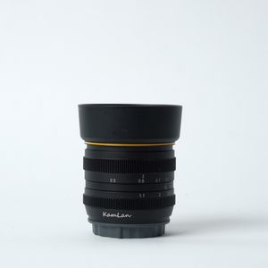 New Kamlan 50mm f/1.1 for Fuji Mount for Sale in Orlando, FL