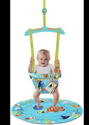 Disney Baby Finding NEMO Sea of Activities Door Jumper for Sale in Rialto, CA
