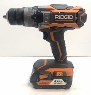 Ridgid Tools Cordless Drill R861 for Sale in Port St. Lucie, FL
