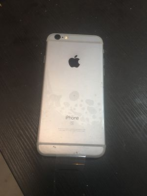 iPhone 6s for Sale in Gilbert, AZ