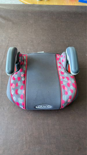 Graco - child booster seat (pink camo) for Sale in Chula Vista, CA