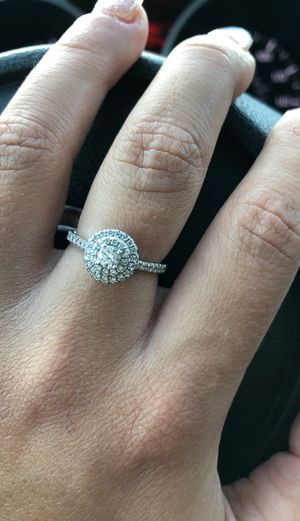 Tiffany's Soleste Ring - Sale Must Go size 6 for Sale in Tampa, FL