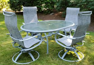 Homecrest patio furniture for Sale in Snohomish, WA