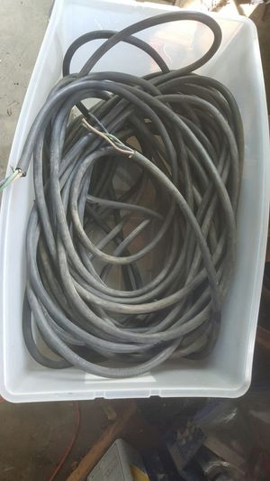 Cable/extension cord 10-3 30 amp for Sale in Sanford, NC
