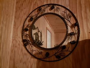 New in box Pinecone mirror for Sale in Covington, KY