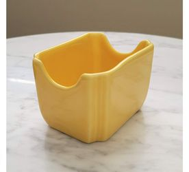 Fiesta Sugar Packet Holder Caddy Sunflower Yellow New for Sale in Cape Coral,  FL