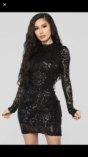 Black sequin dress for Sale in Philadelphia, PA