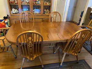 Antique Dinning Table for Sale in Palo Alto, CA