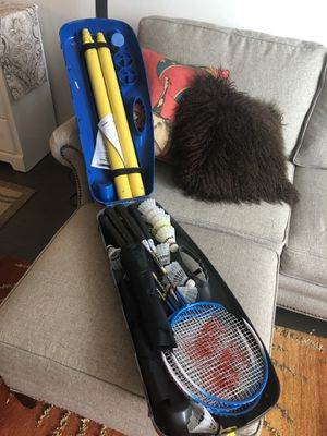 Brand new badminton set for Sale in Jersey City, NJ