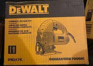 Dewalt Compact Jig Saw for Sale in Phoenix, AZ