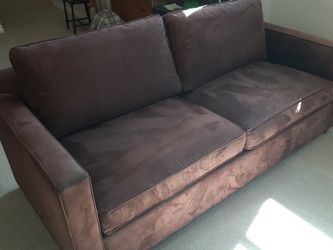 Crate Barrel Sofa Sleeper Bed for Sale in Santee,  CA