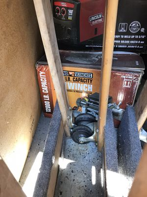 Badland 12,000lbs Winch for Sale in Tulalip, WA