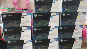 HP 504A Toner Cartridges for Sale in MONTGOMRY VLG, MD