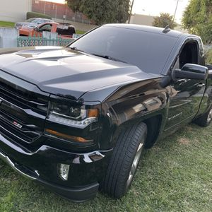 2016 Chevy Silverado Z71 Supercharged Single Cab for Sale in Huntington Park, CA