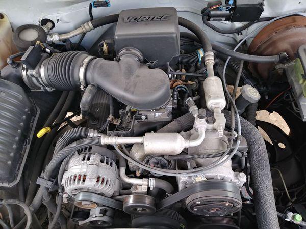 98 chevy    5      7       vortec    rebuilt for Sale in San Antonio  TX