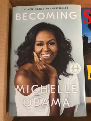 Becoming by Michelle Obama book for Sale in Dunedin, FL