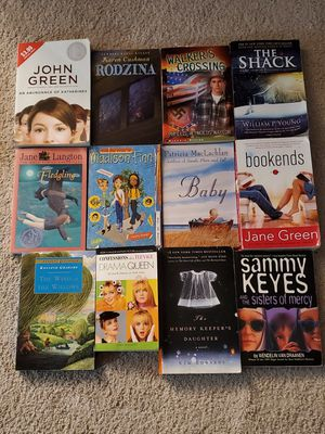 Lot of 12 Books for Sale in Federal Way, WA